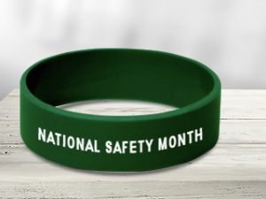 Safety Awareness Wristbands