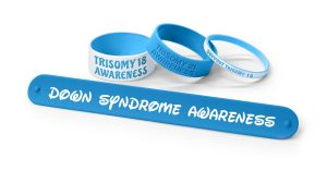 Support Trisomy Wristbands