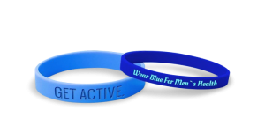 Men's Health Wristbands