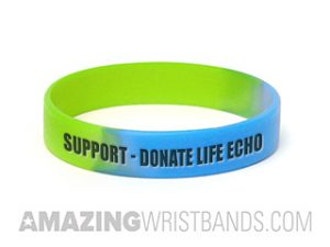 Donate Life ECHO Wristbands