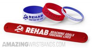 Rehabilitation Awareness Wristbands