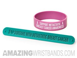 Metastatic Breast Cancer Wristbands