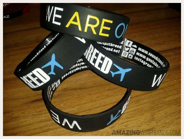 Marketing Promotional Bracelets