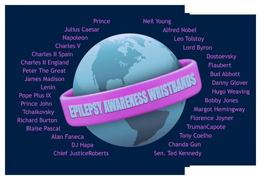 Popular Celebrities With Epilepsy