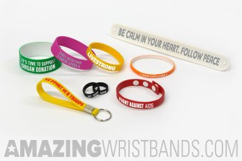 Different Size Wristbands