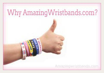 Why To Choose Amazing Wristbands?