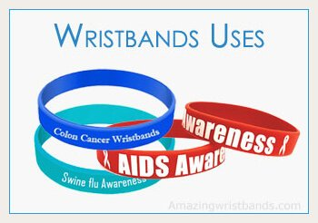 Wristbands To Support Any Events