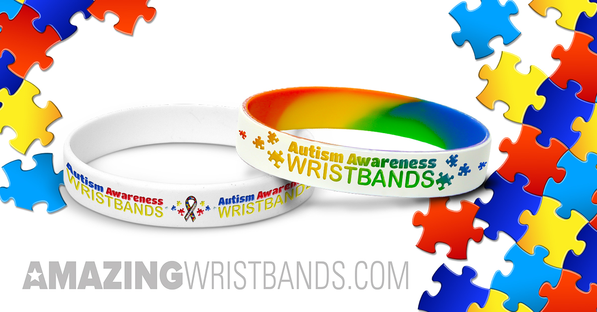 of multi product greater color orlando society autism autistic bracelet