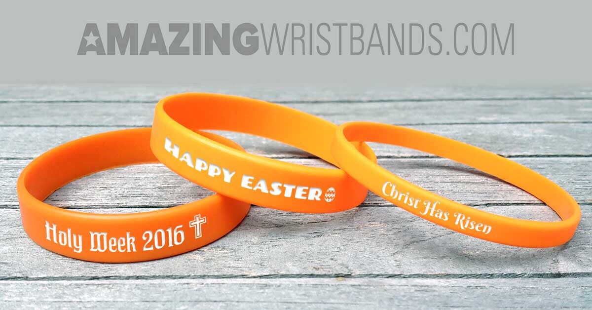 Holy Week Wristbands