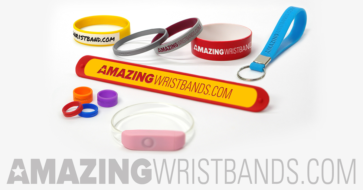 No-Minimums On Custom Bracelets | Amazing Wristbands