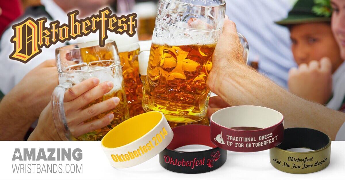 Personalized OktoberFest Bracelets